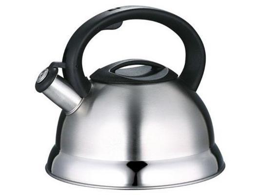 Чайник Bekker BK-S460 2.7 л нержавеющая сталь серебристый