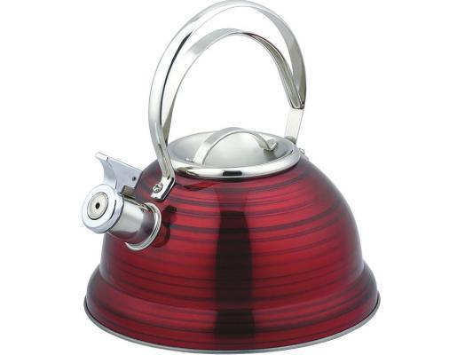 Чайник Bekker BK-S428 2.5 л нержавеющая сталь коричневый