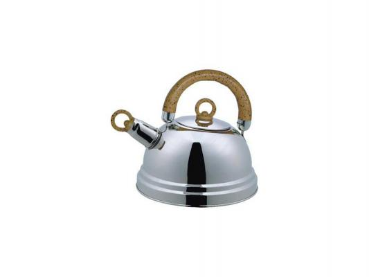 Чайник Bekker BK-S367M 2 л нержавеющая сталь серебристый чайник bekker bk s315 2 5 л нержавеющая сталь серебристый