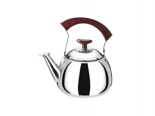 Чайник Bekker BK-S509 3 л нержавеющая сталь серебристый