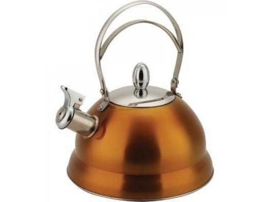 Чайник Bekker BK-S459 2.7 л нержавеющая сталь оранжевый