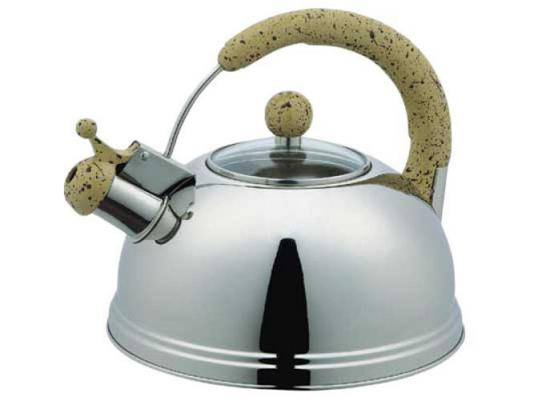 Чайник Bekker ВК-S368 3 л нержавеющая сталь серебристый