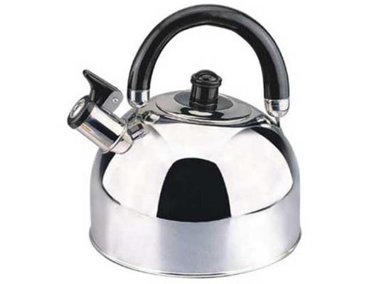 Чайник Bekker BK-S341M серебристый 2.5 л нержавеющая сталь чайник заварочный bekker 303 вк серебристый 0 9 л металл пластик
