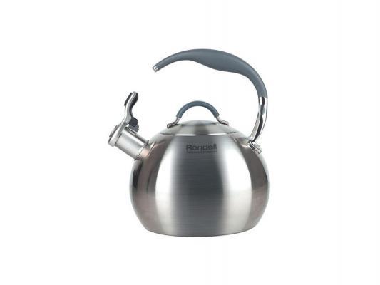 Картинка для Чайник Rondell Ball RDS-495 серебристый 3 л нержавеющая сталь