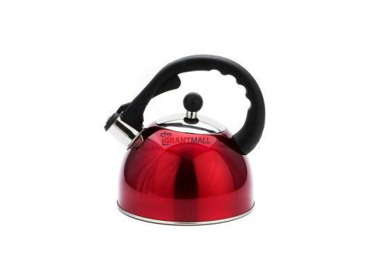 Чайник Mayer&Boch 3333 красный 2.7 л нержавеющая сталь