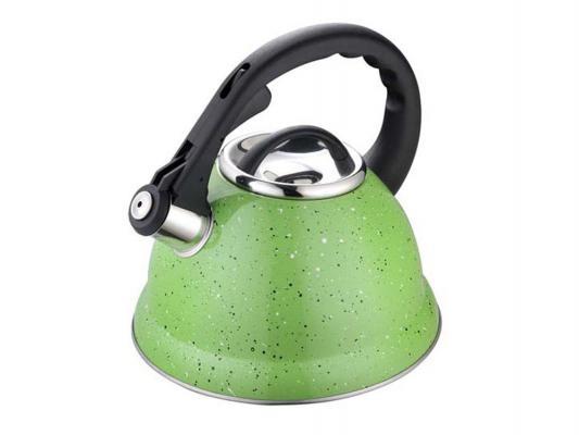Чайник Mayer&Boch 24975 2.8 л нержавеющая сталь зелёный