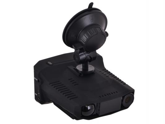 Видеорегистратор Stealth MFU 630 1280x720 120° GPS microSD microSDHC с радар-детектором