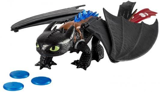 Игрушка Spin Master Dragons Большой Беззубик (свет, звук) от 4 лет 4 предмета 66602