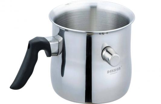 Молоковарка Bekker BK-903 Premium 1.5 л нержавеющая сталь
