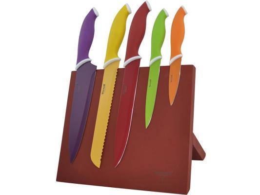 Картинка для Набор ножей Winner WR-7329 6 предметов нержавеющая сталь