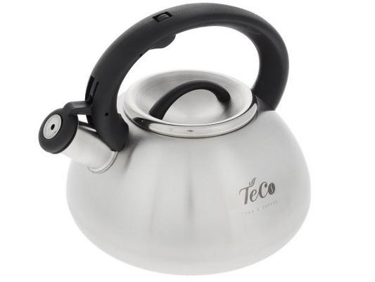 Чайник Teco TC-101 3 л нержавеющая сталь серебристый