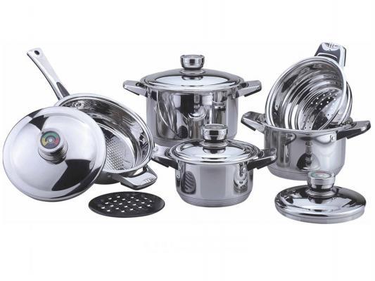 Картинка для Набор посуды Bekker DeLuxe BK-2866 10 предметов
