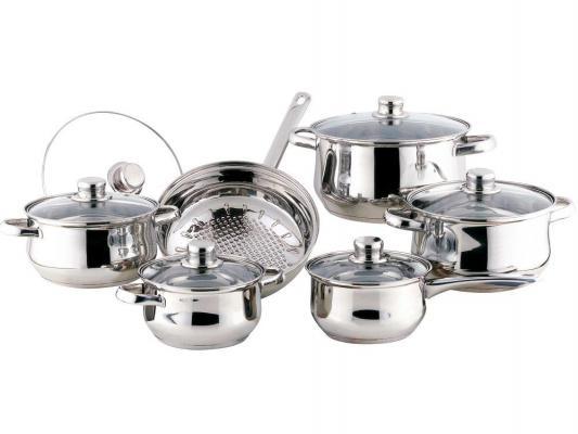 Набор посуды Bekker Classik BK-251 12 предметов