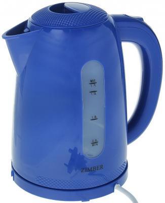 Чайник Zimber ZM-11031 2200 Вт 1.7 л пластик синий