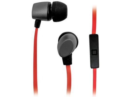 Наушники BBK EP-1560S черно-красный цена и фото