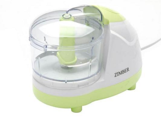 Измельчитель Zimber ZM-10992 150Вт белый зелёный