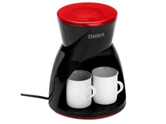 Кофеварка Zimber ZM-10982 черный