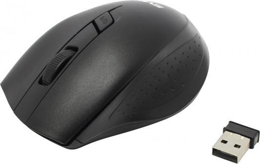 Мышь беспроводная Sven RX-325 чёрный USB беспроводная мышь sven rx 325 wireless белая 4 клавиши эргономичная форма блистер