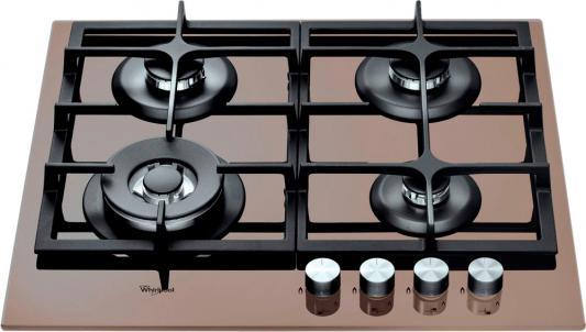 Варочная панель газовая Whirlpool GOA 6425/S коричневый