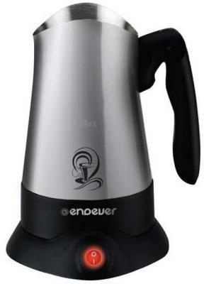 Кофеварка Kromax Endever Skyline KR-220 серебристый