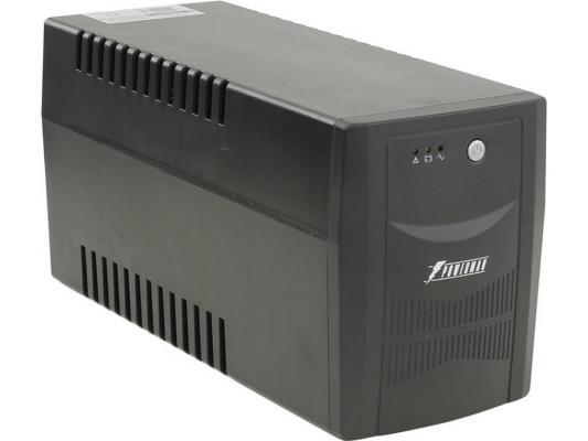 ИБП Powerman Back Pro 2000 Plus 2000VA 1360Вт promoitalia пировиноградный пилинг pro plus пировиноградный пилинг pro plus 50 мл 50 мл 45%