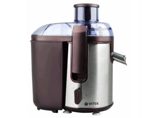 Соковыжималка Vitek VT-3655 BN 850 Вт пластик коричневый