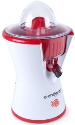 Соковыжималка ENDEVER SkyLine JE-69 40 Вт пластик белый красный