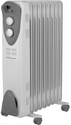 Масляный радиатор Electrolux EOH/M-3209 2000 Вт белый масляный радиатор eoh m 4209 9 секций 2000 вт electrolux