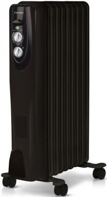 Масляный радиатор BALLU BOH/CL-09BRN 2000 Вт чёрный все цены