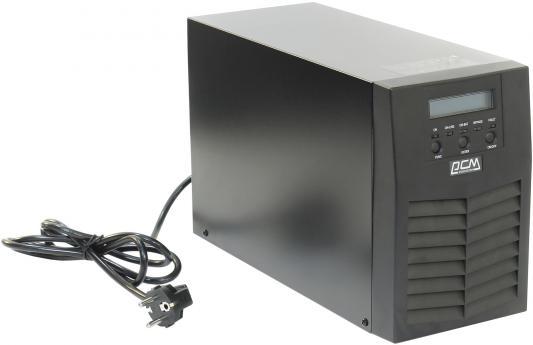 ИБП Powercom Macan MAS-1000 900Вт 1000ВА черный
