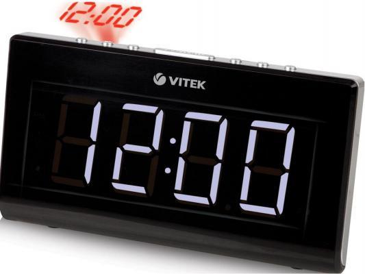 Часы с радиоприемником Vitek VT-3517(BK)