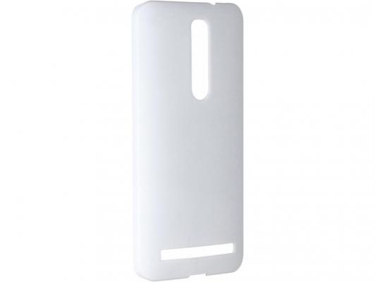 Чехол-накладка Pulsar CLIPCASE PC Soft-Touch для Asus Zenfone 2 ZE551ML 5.5 inch (белая)