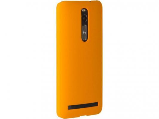 Чехол-накладка Pulsar CLIPCASE PC Soft-Touch для Asus Zenfone 2 ZE551ML 5.5 inch (оранжевая)