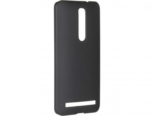 Чехол-накладка Pulsar CLIPCASE PC Soft-Touch для Asus Zenfone 2 ZE551ML 5.5 inch (черная)