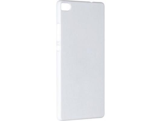 купить Чехол-накладка Pulsar CLIPCASE PC Soft-Touch для Huawei P8 (белая) по цене 260 рублей