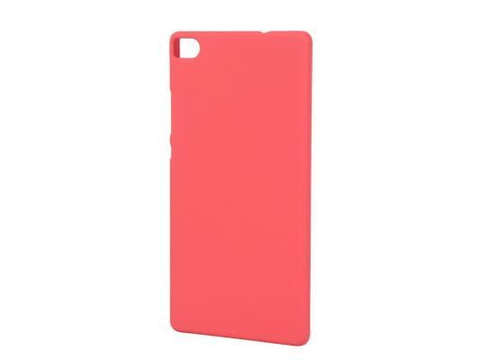 Чехол-накладка Pulsar CLIPCASE PC Soft-Touch для Huawei P8 (красная) чехол накладка pulsar clipcase pc soft touch для lenovo a1000 красная