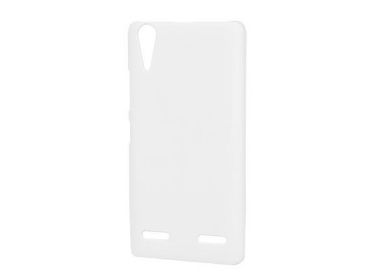 все цены на Чехол-накладка Pulsar CLIPCASE PC Soft-Touch для Lenovo A6000 (белая) онлайн