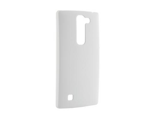 Чехол-накладка Pulsar CLIPCASE PC Soft-Touch для LG G4C (белая) чехол накладка pulsar clipcase pc soft touch для lg spirit белая