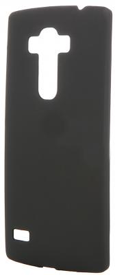 Чехол-накладка Pulsar CLIPCASE PC Soft-Touch для LG G4S (черная) чехол накладка pulsar clipcase pc soft touch для lg spirit белая