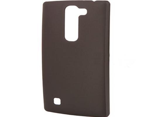 Чехол-накладка Pulsar CLIPCASE PC Soft-Touch для LG Spirit (черная)
