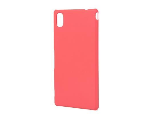 Чехол-накладка Pulsar CLIPCASE PC Soft-Touch для Sony M4 (красная) стоимость