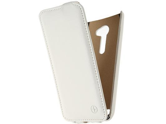 Чехол-флип PULSAR SHELLCASE для ASUS Zenfone 2 ZE551ML 5.5 inch (белый) стоимость