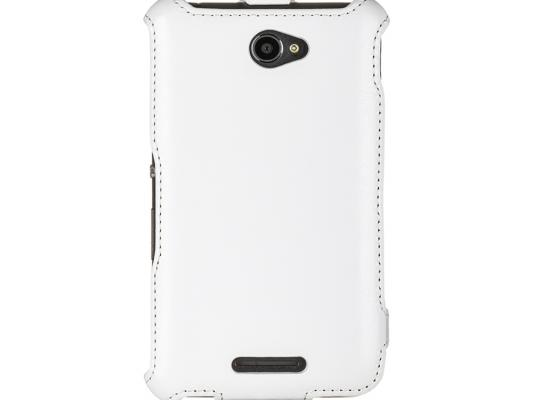 Чехол-флип PULSAR SHELLCASE для Sony Xperia M5/M5 Dual (белый)