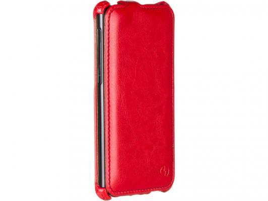 Чехол-флип PULSAR SHELLCASE для Sony Xperia M5/M5 Dual (красный) чехол флип pulsar shellcase для sony xperia m5 m5 dual белый