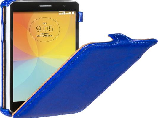Чехол-флип PULSAR SHELLCASE для Sony Xperia M5/M5 Dual (синий) стоимость