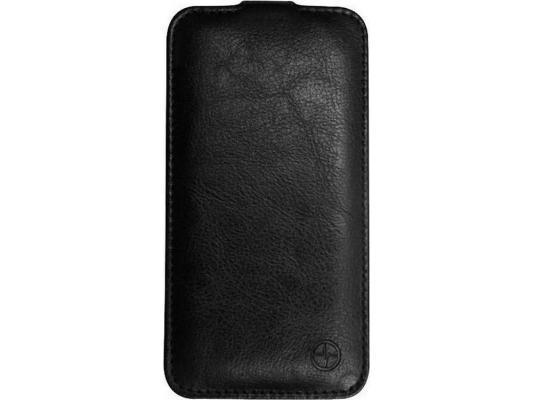 Чехол-флип PULSAR SHELLCASE для Sony Xperia Z4/Z3+ (черный) аксессуар чехол activ for sony xperia z4 hicase силиконовый gold 48133