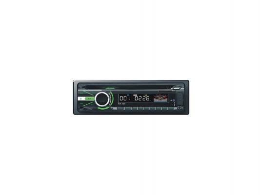 Автомагнитола Rolsen RCR-452G USB MP3 CD DVD FM SD MMC 1DIN 4x60Вт черный