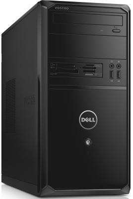 Системный блок DELL Vostro 3900 G3220 3.0GHz 4Gb 500Gb DVD-RW Ubuntu клавиатура мышь черный 3900-7481