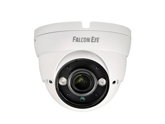 "Камера видеонаблюдения Falcon Eye FE-IDV720AHD/35M уличная цветная матрица 1/3"" Aptina CMOS 2.8-12мм серый"