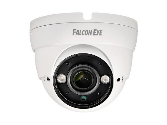 """Камера видеонаблюдения Falcon Eye FE-IDV720AHD/35M уличная цветная матрица 1/3"""" Aptina CMOS 2.8-12мм белый"""